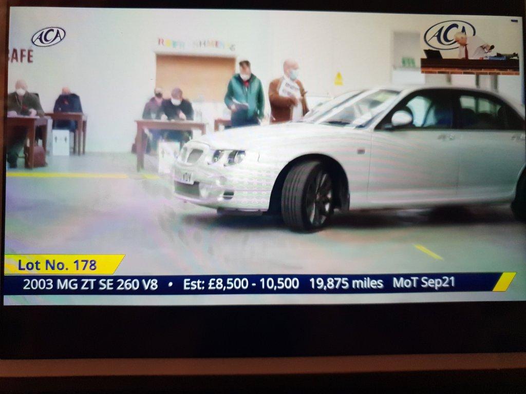 MGZT car auction