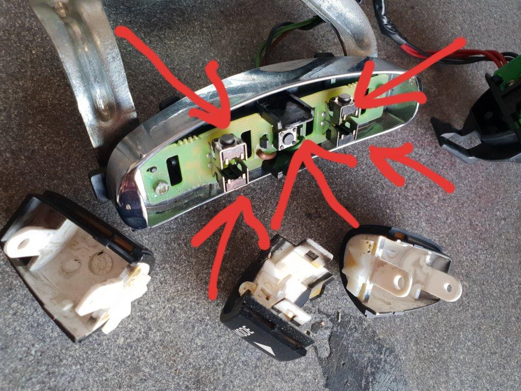 MGZT steering controls