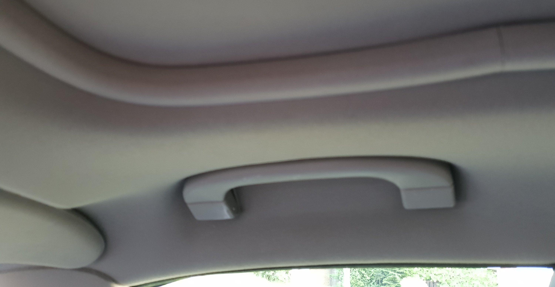 MG ZT Rover grab handle