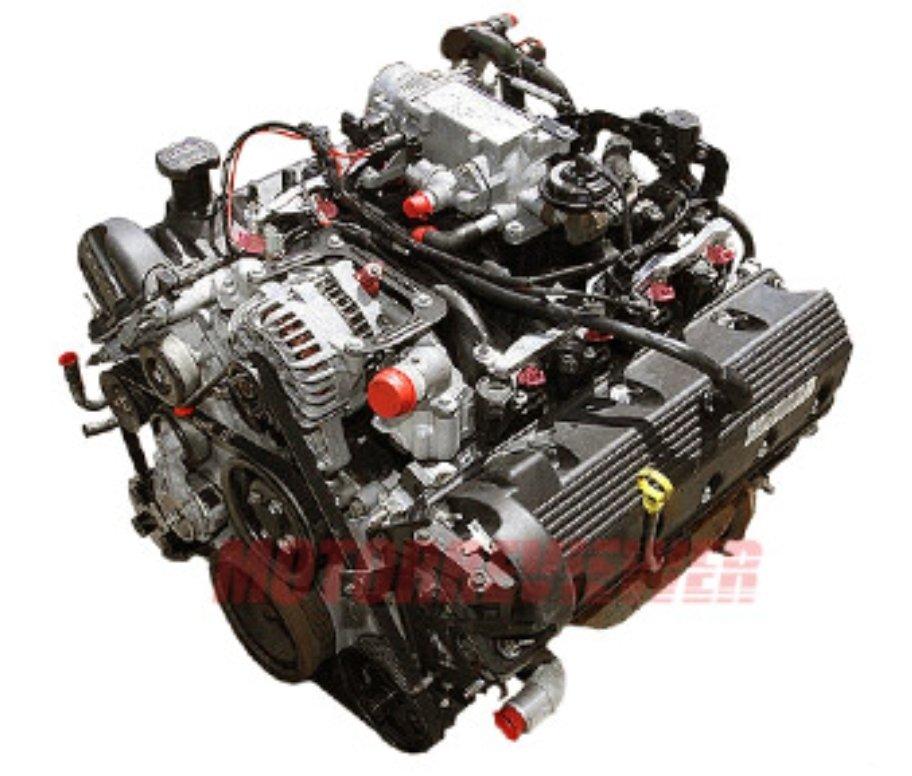 Ford 4.6 Modular Engine